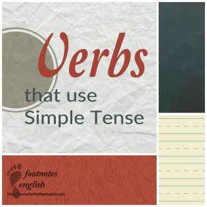 Verbs.SimpleTense